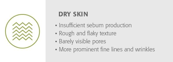 Dry Skin Type