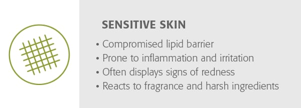 Sensitive Skin Type